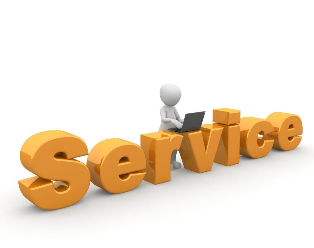 Serviceorientierung